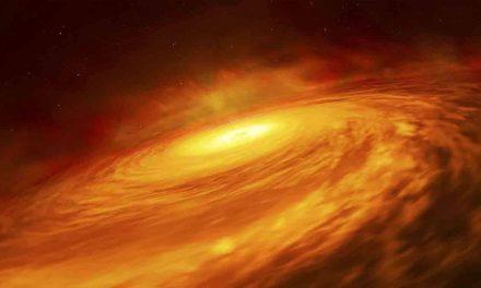 El choque entre un agujero negro y una estrella de neutrones podría cambiar la astronomía