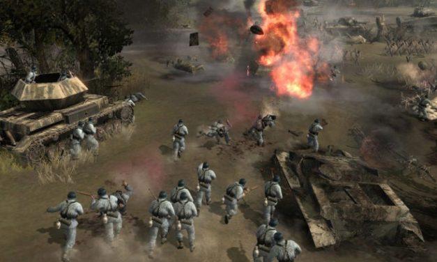 la Segunda Guerra Mundial desembarcará en tu teléfono Android con Company of Heroes