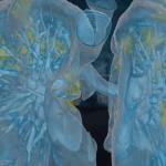 ASÍ SE VE LA INFECCIÓN POR CORONAVIRUS EN 3D