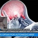 CAEN ENTRE UN 50 Y UN 75 POR CIENTO LAS CONSULTAS MÉDICAS COMUNES POR TEMOR AL CORONAVIRUS