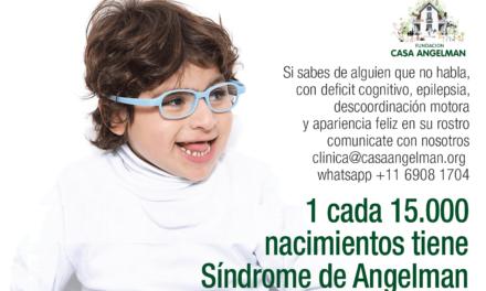 SÍNDROME DE ANGELMAN, UN TRASTORNO GENÉTICO RARO DE DIFÍCIL DIAGNÓSTICO