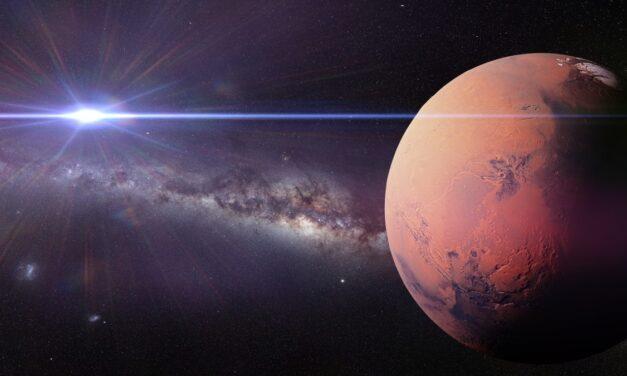 China logra aterrizar en Marte con Tianwen-1