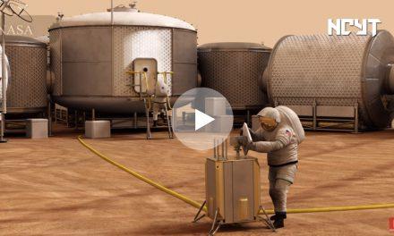 HORMIGÓN MARCIANO, ROPA QUE PRODUCE ELECTRICIDAD, ROBOT OCEANOGRÁFICO, CONTRA EL ALZHEIMER HEREDADO